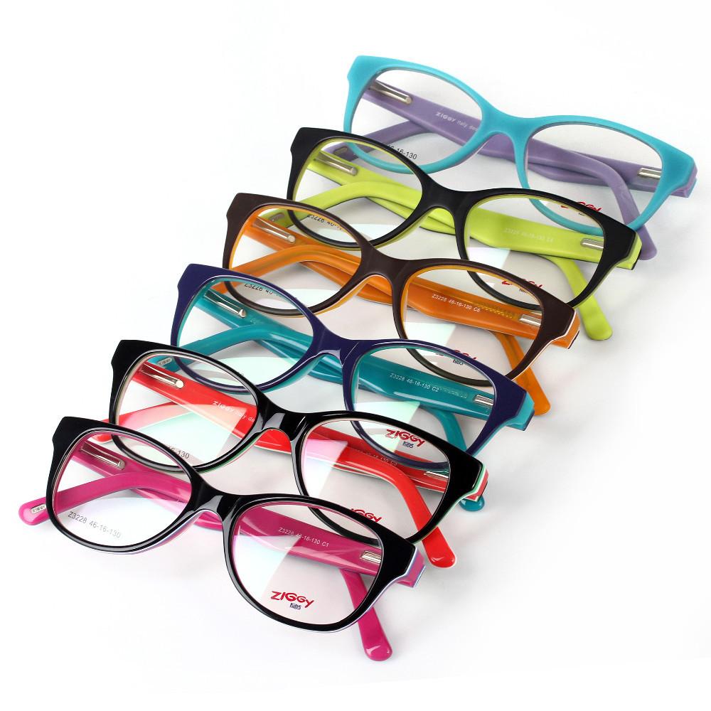2019 Wholesale Children Optical Glasses Frames Boys Girls