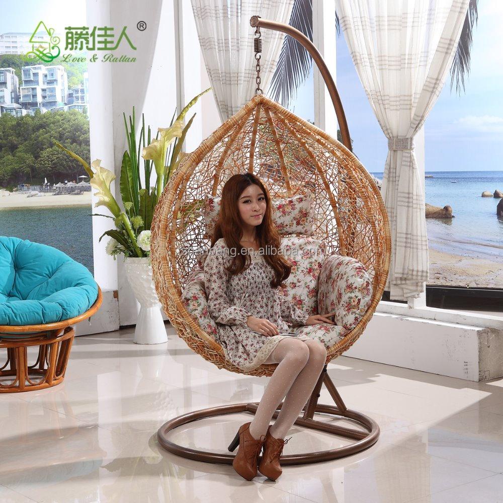 Modern Living Room Chairs Indoor Rattan Swing Chair For Living Room Buy Rattan Swing Chair Rattan Chair Indoor Swings For Living Room Product On Alibaba Com