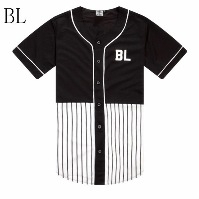 ray baseball chemise promotion achetez des ray baseball chemise promotionnels sur aliexpress. Black Bedroom Furniture Sets. Home Design Ideas