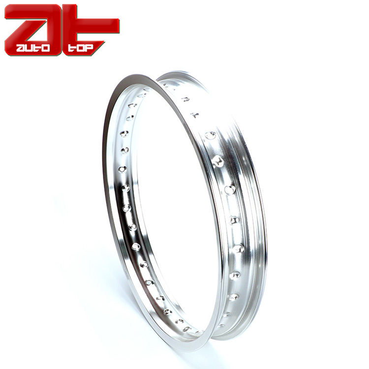 Durable aluminum motorcycle wheel rim, MT type 1.4x17