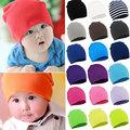 High Quanlity 2015 New Unisex Newborn Baby Boy Girl Toddler Infant Cotton Soft Cute Hat Cap