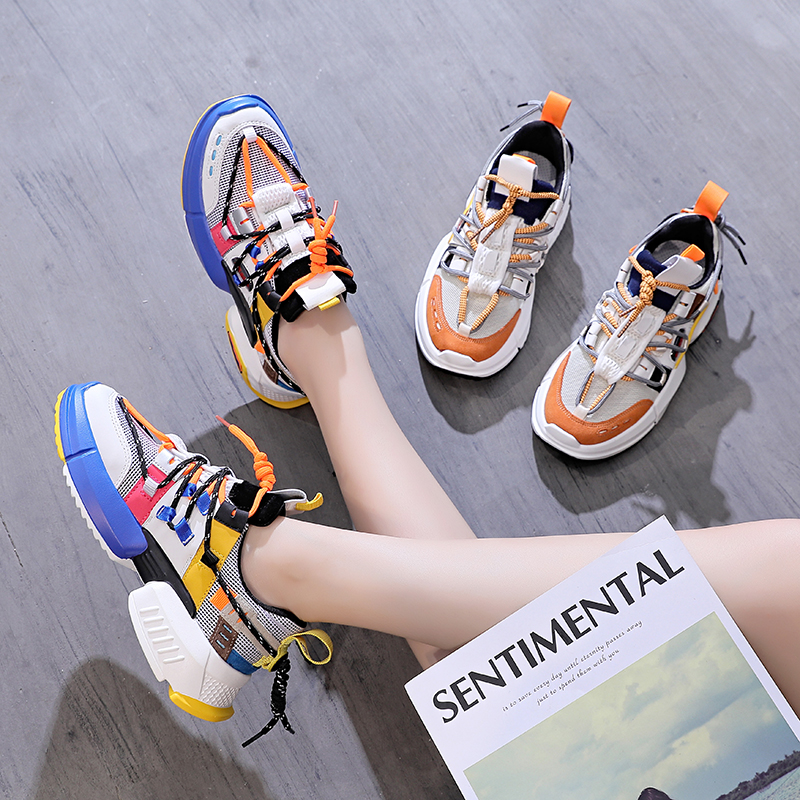 Breathable female casual ladies sneakers for women Men's Sports Shoes Footwear 2020 new arrivals Men Women's Fashion Sneakers