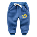 Winter Warm Long Sports Pants Baby Boys And Baby Girls Pants Children Sweatpants 3 7 Years