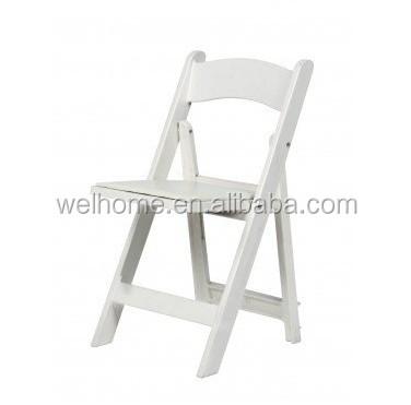 Оптовая продажа, полипропиленовые складные стулья для пляжа, свадьбы, вечеринки