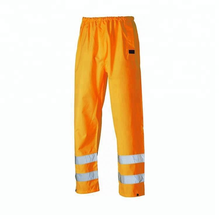 Pantalones De Seguridad Transpirables Para Hombre Pantalon De Trabajo Reflectante Color Naranja 100 Poliester Buy Pantalones De Trabajo Reflectantes Pantalones De Trabajo Para Hombres Pantalones Reflectantes Product On Alibaba Com