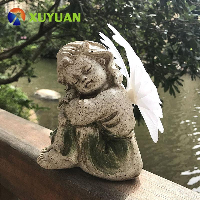 Сделанные на заказ высококачественные статуи сада из смолы для продажи