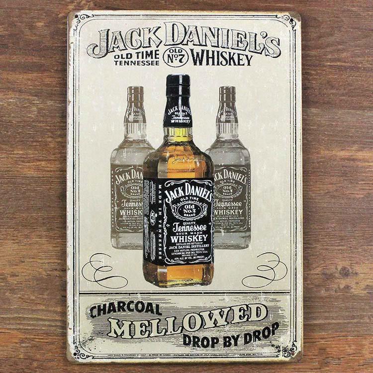 Jack Daniels Home Decor