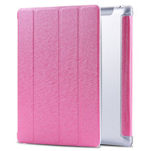 Ultra Thin Stand Design PU Leather case for ipad 3 4 2 Colorful Flip Smart Cover Smartcover for iPad4