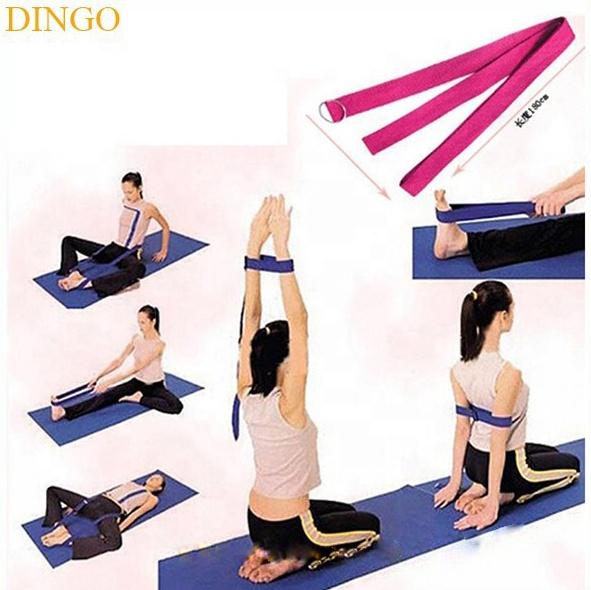 Exercise Resistance Fitness Pilates Yoga Rubber Cross Physio Rehab