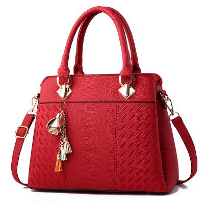 Женская сумка с узором, Сумки из натуральной кожи для женщин 2018, сумка для мам, модная повседневная сумка на плечо, женские сумки-мессенджеры...(Китай)