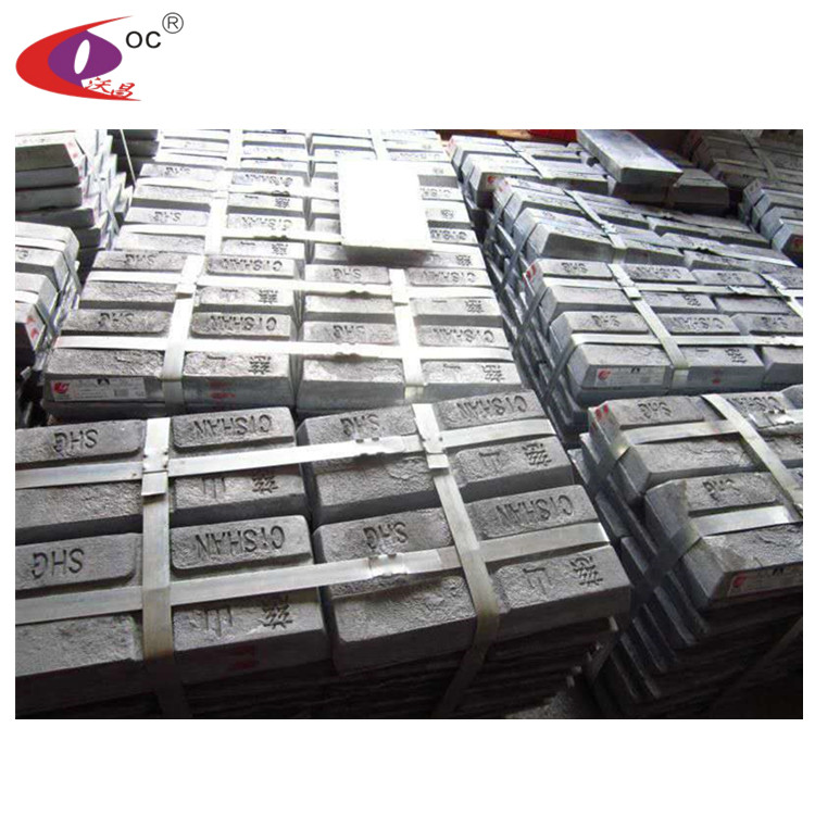 Factory high quality zinc ingot 99.995% best price and super sales 99.995 for sale