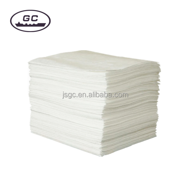 Высококачественные Промышленные универсальные прокладки для контроля разлива, масляные поглощающие листы для продажи