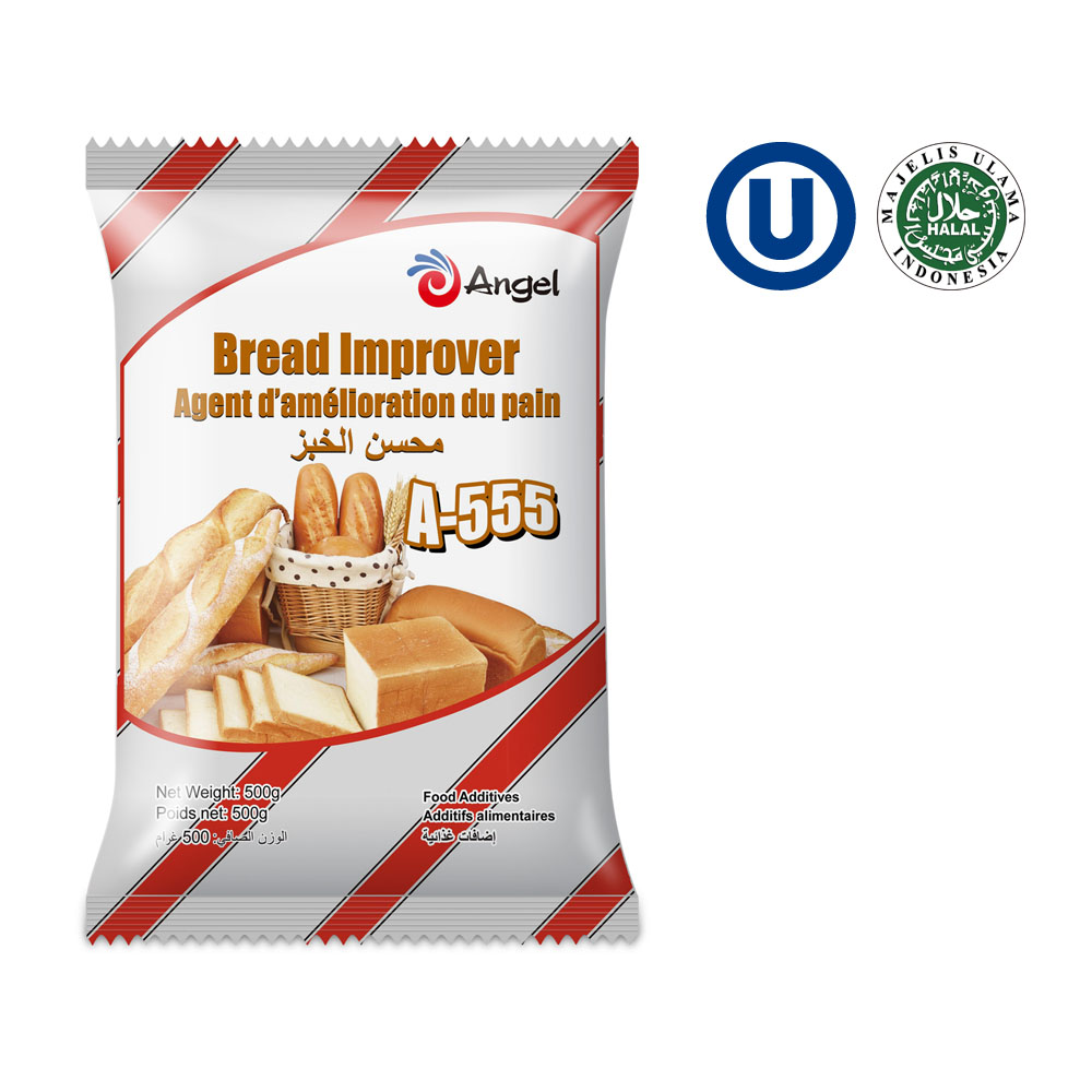 Angel Bread Improver A-555 Strengthens Gluten and Increase Bread Volume