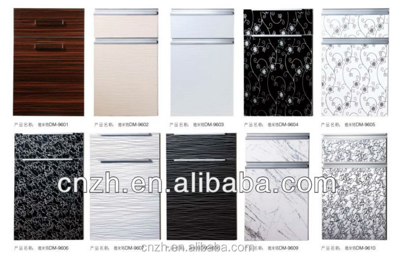 Modern Customized High Glossy Used Kitchen Cabinet Doors Doors Only View Customized Kitchen Cabinet Doors Product Details From Guangzhou Zhihua Kitchen Cabinet Accessories Factory On Alibaba Com