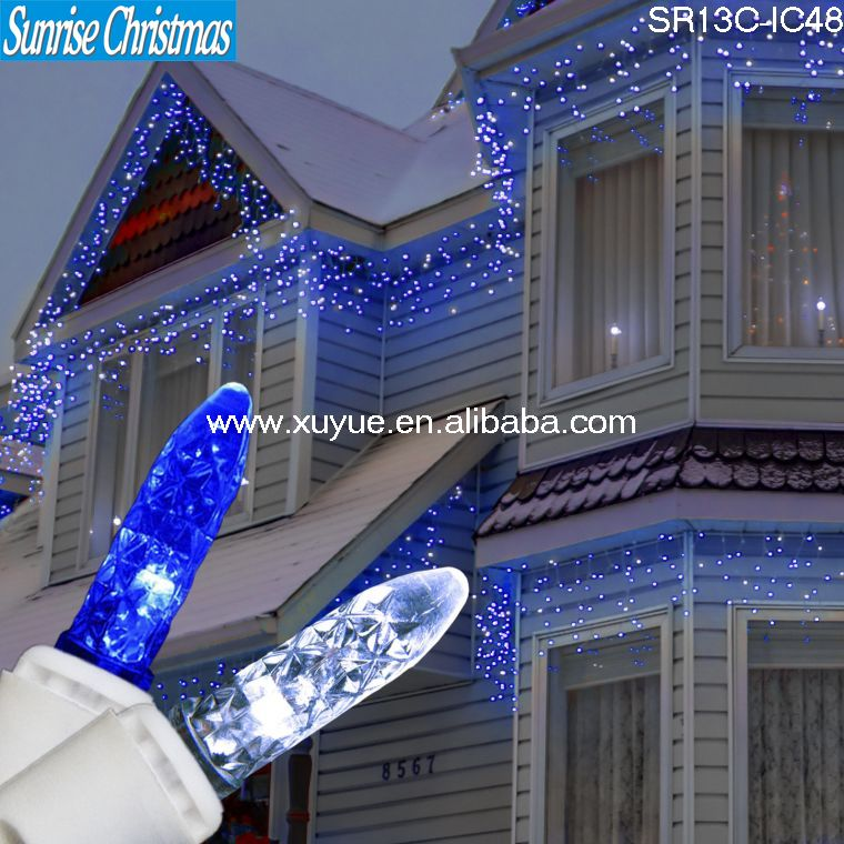 ... SR13C-IC48.jpg & Ce Gs Ul Approved Outdoor Christmas Decorations Led Twinkle Net ...