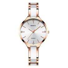 Роскошные женские часы-браслет NIBOSI, женские часы с керамическим браслетом, модель 2020(China)