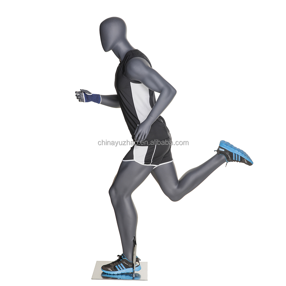 NI-4-H Новый движущихся видах спорта, для мужчин, для пробежки, для всего тела человека манекен