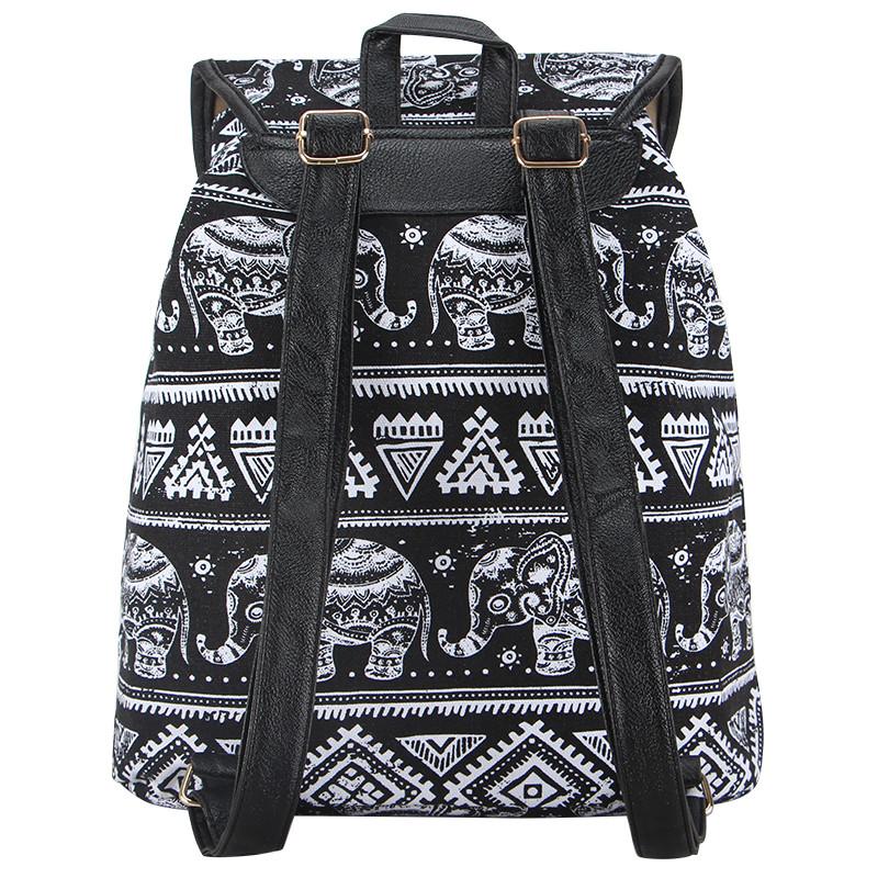 Wholesale- Sansarya New 2017 School Bag Bohemian Vintage Women ... 426d61f068ed6