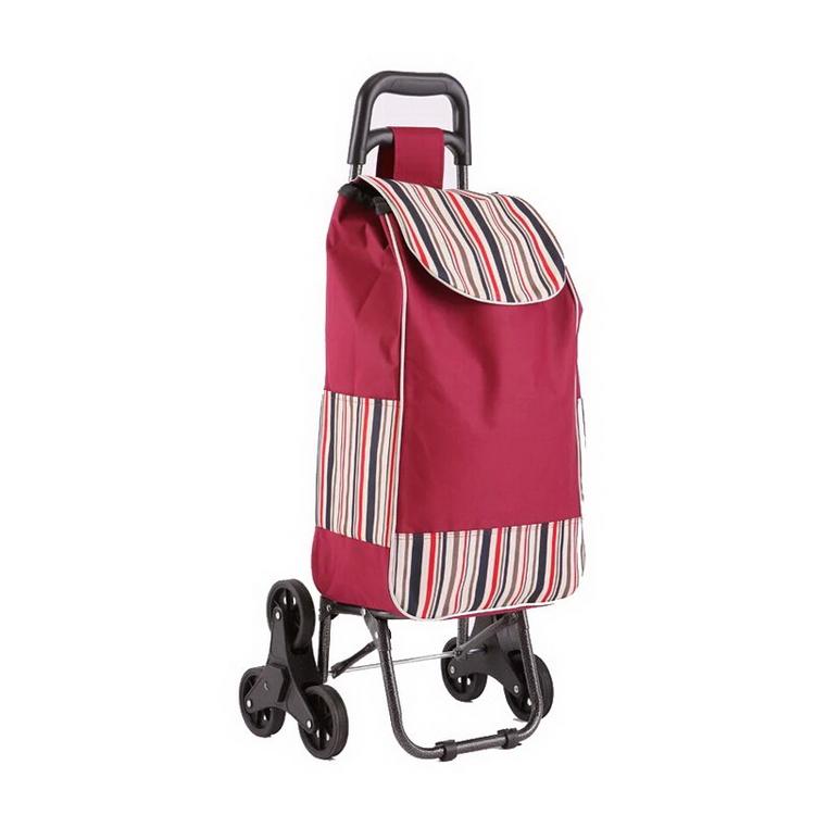 alibaba China supplier cheap wheeled market trolley bag shopping trolley bag