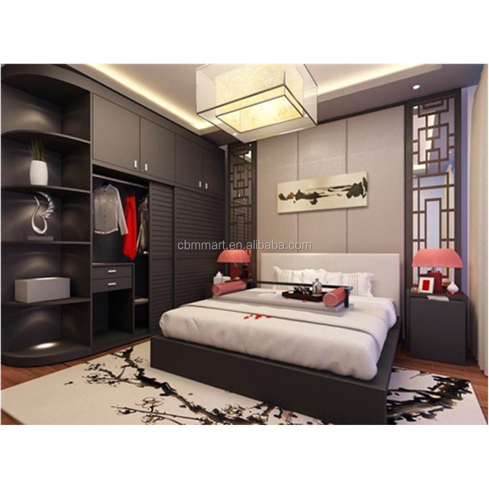 Modern Design Plywood Bedroom Set With Sliding Door Wardrobe View Sliding Door Wardrobe Cbmmart Product Details From Cbmmart Limited On Alibaba Com
