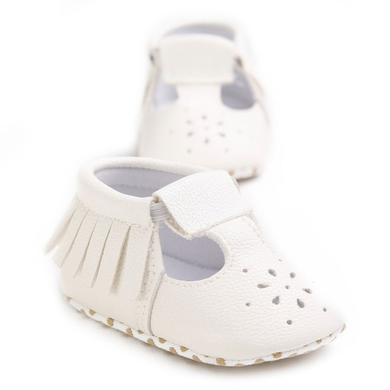 Wholesales Newborn Baby Girls Solid Sandals Shoes Toddler Infant Soft Summer Shoes 0 18 M