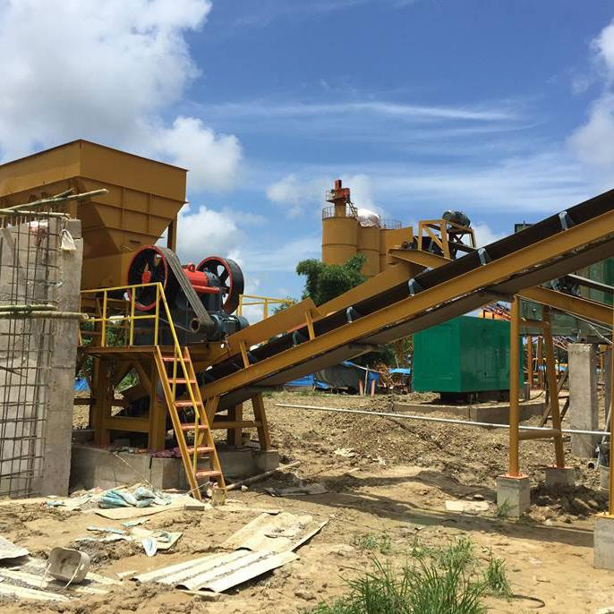 Good Price 200tph 500t/h aggregate production line 500 t / h stone crushing line in China