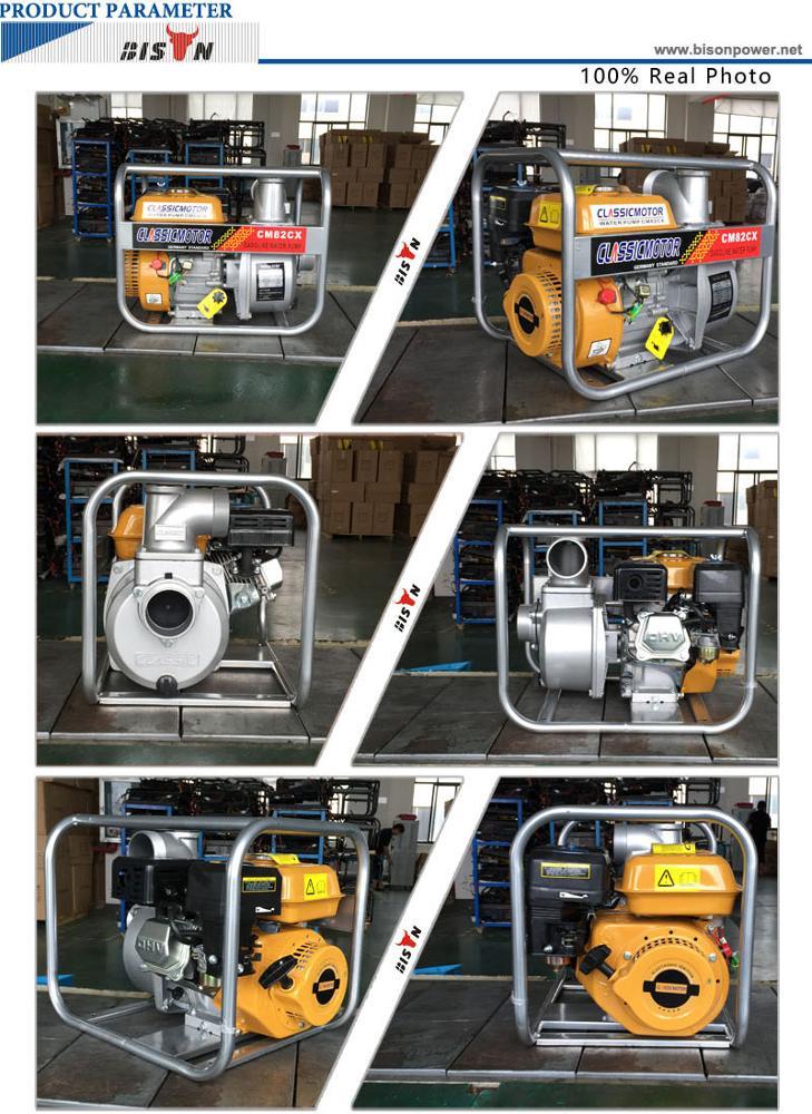 3 Inch Gasoline Engine Water Pump Bs30a Bison