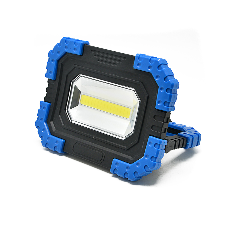 10W COB LED 750 Lumens Outdoor Camping Emergency Flood Work Lights