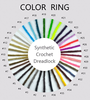 Single colors, ombre colors available