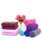 Hot selling custom knitted microfiber cloth cleaning products for household