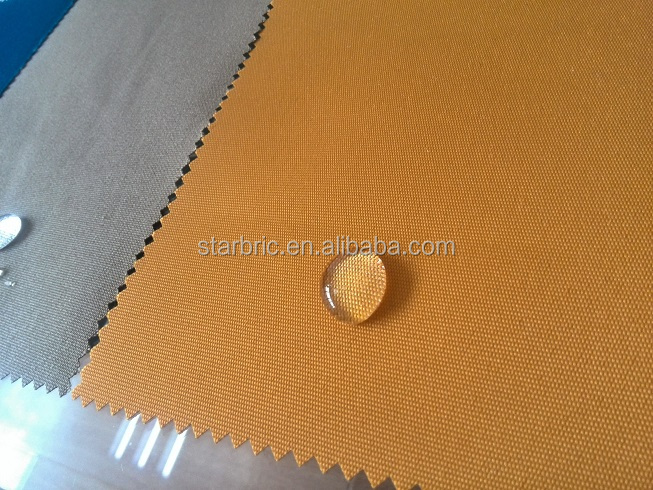 Coated Water Resistant Outdoor Thick Canvas Fabric 5 years warranty