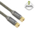 factory direct supply RG59/3C-2V/RG6 OEM 24K gold plated F Connector Coaxial Aerial Antenna Cable
