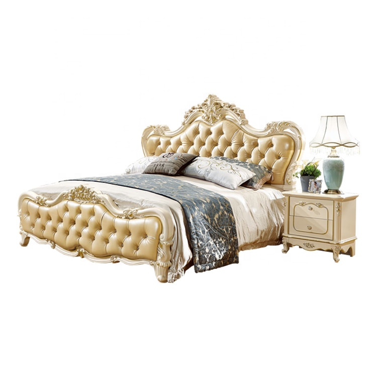 2017 New Design Luxury L Bedroom Set Bedroom Sets Furniture Buy High Quality Bedroom Set Luxury Bedroom Set Bedroom Furniture Product On Alibaba Com