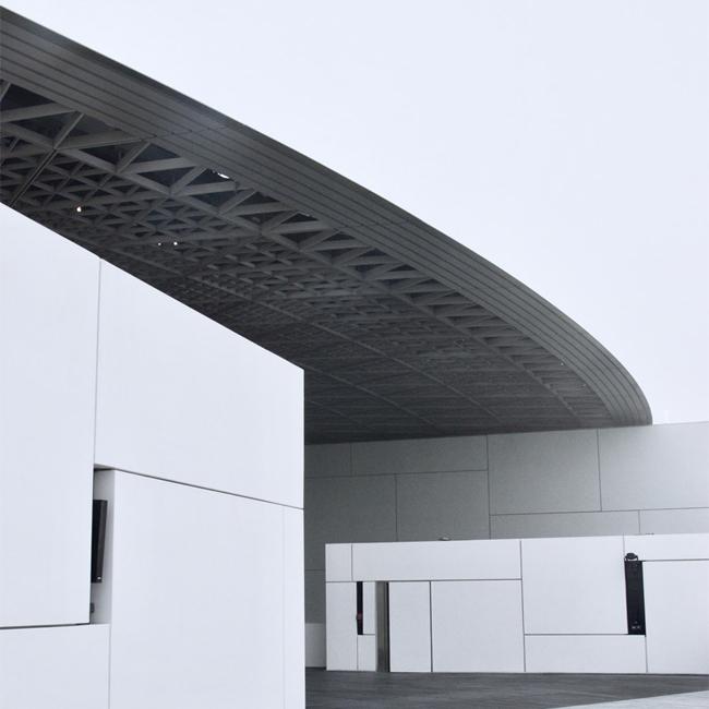 4x8 футов PE PVDF покрытием ACP лист завод