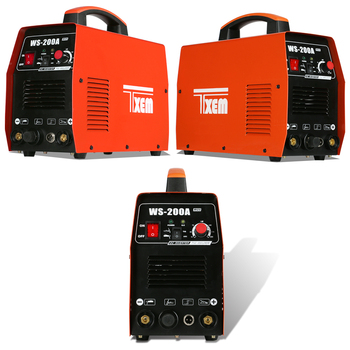 200 amp TIG-200A welder inverter power source welding machine TIG-200A MOSFET Argon arc welding machine ac dc tig welder