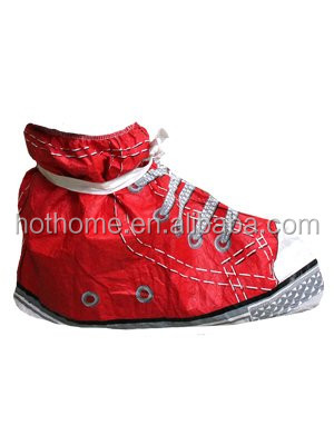 Водонепроницаемая Праздничная красная сумка для обуви, Защитная сумка для обуви