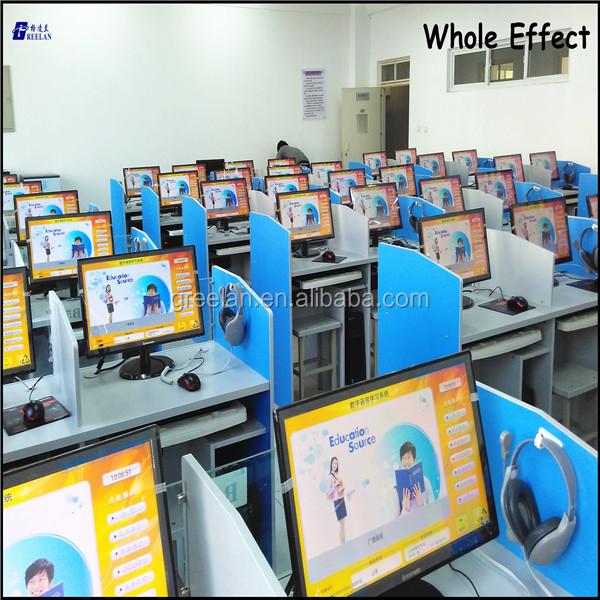 Greelan PC based language lab learning English machine