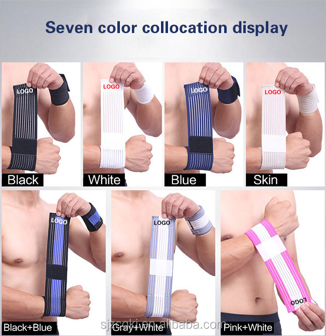 Waterproof Anti-slip Heated Adjustable Weight Lifting Outdoor Sports Hand Wrist Support with Factory Price