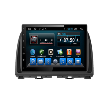 VIT GPS Navigator for Mazdaa CX-5 with Ma 6 Atritz star Chi large screen Android quad-core smart car