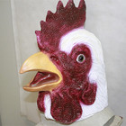 Realistic Funny Chicken Mask Full Head High Quality Cock Mask Manufacturer Wholesale