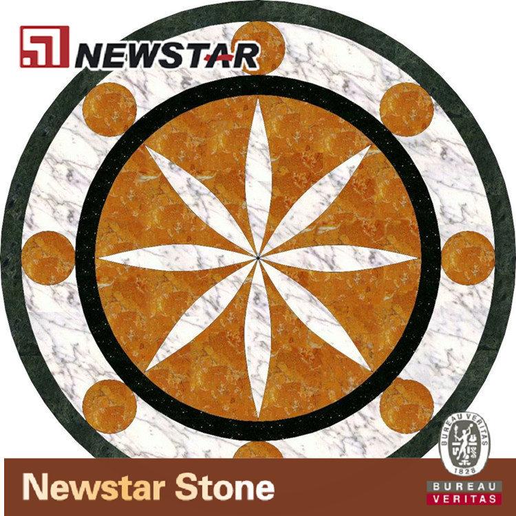 Newstar Decorative Marble Paterern Design Mosaic Flower Pattern Design - Buy Marble Flower Designs,Mosaic Design,Flower Pattern Design Product On Alibaba.com