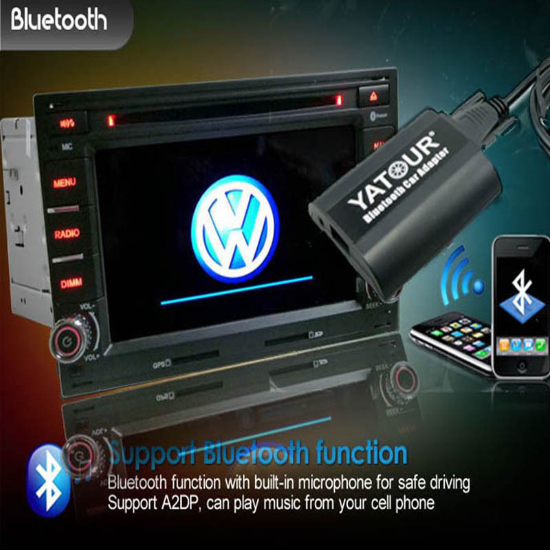 New Arrival Yatour Bta Bluetooth Car Adapter In Bluetooth