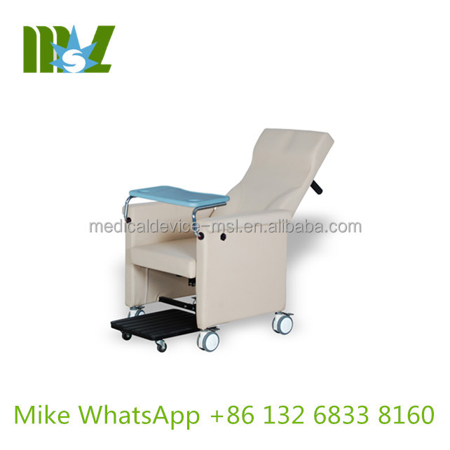 Медицинское кресло-подъемник и кресло-помощник пациента, кресло с откидывающейся спинкой MSLYOC1