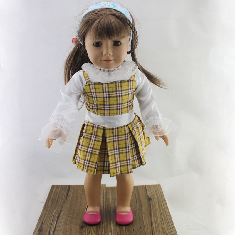 18 Inch Wholesale Doll Clothes. A little bit about what we do We sell 18 inch wholesale doll clothes at affordable prices. We offer the largest selection of 18 inch doll clothes and shoes! Check out our fashion forward trends that are tune with the current and upcoming styles. In addition, let us help you keep your customers coming back.