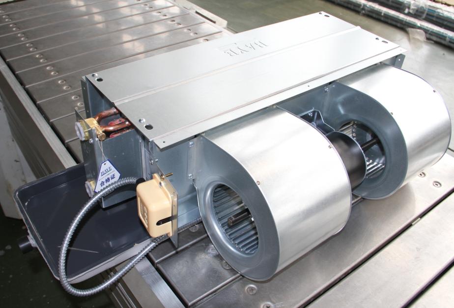 Chilled Hot Water Fan Coil Units Buy Chilled Water Fan