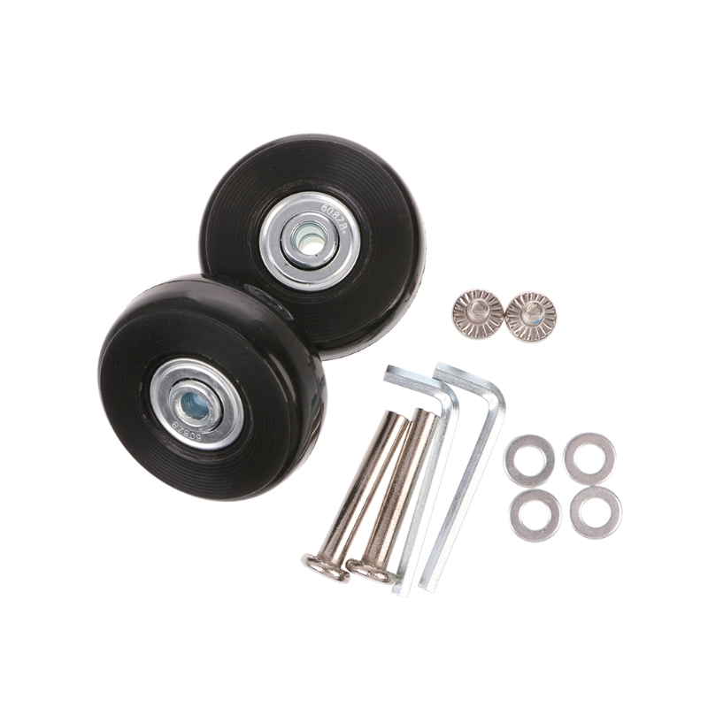 5e537efbe 2 x wheels 4 x Bearing 2 x Shaft screws 4 x Washers 2 x Wrenches(other  accessories demo in the picture is not included.)