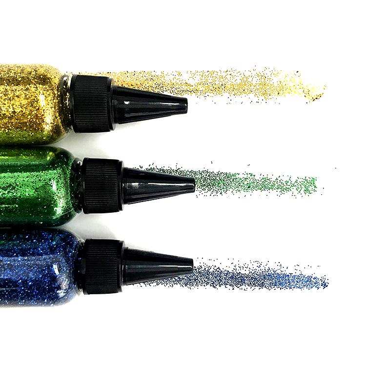 Высококачественный красочный блеск/блестящий клей для украшения поделок и детских игрушек «сделай сам»