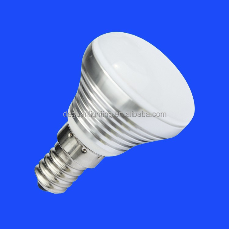 Tungsten Filament Decorative E17/E14 Incandescent Frosted Reflector Bulb R39