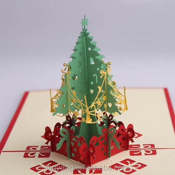Kreatif Pemotong Kertas 3d Pohon Natal Selamat Natal Kartu Ucapan Natal Kartu Buy 3d Pohon Natal Kartu Ucapan Natal Kartu Pemotong Kertas Kartu Natal Product On Alibaba Com