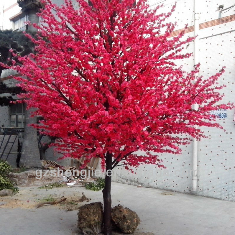 Sj 9ft Artificial Cherry Blossom Tree For Wedding Decoration Many Colors Available Buy Mini Flower Tree Red Cherry Tree Mini Cherry Blossom Tree Product On Alibaba Com